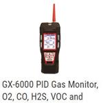 gx-6000 PID Gas