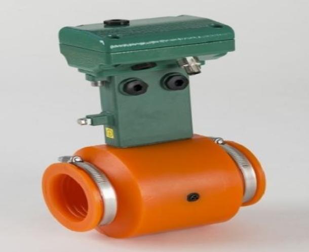 ISOMAG® – CIAO Plastic sensor for electromagnetic flowmeter
