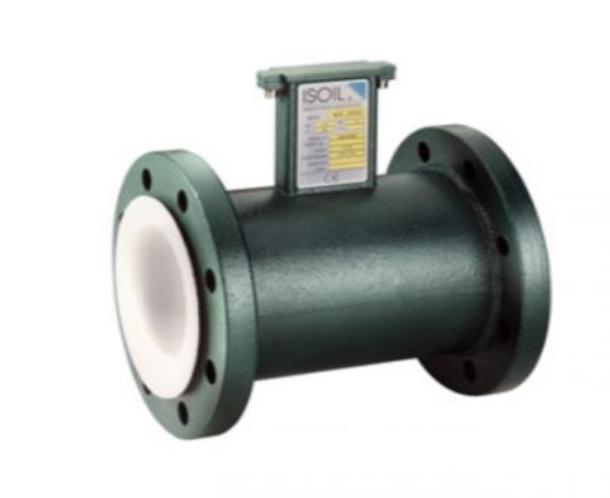 ISOMAG® – Flanged sensor for electromagnetic flow meter MS2500