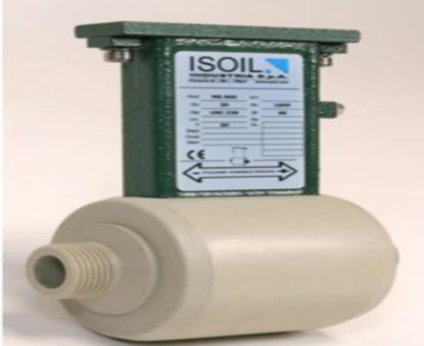 ISOMAG® – Microflow sensor, in Polypropylene, for electromagnetic flow meter MS600