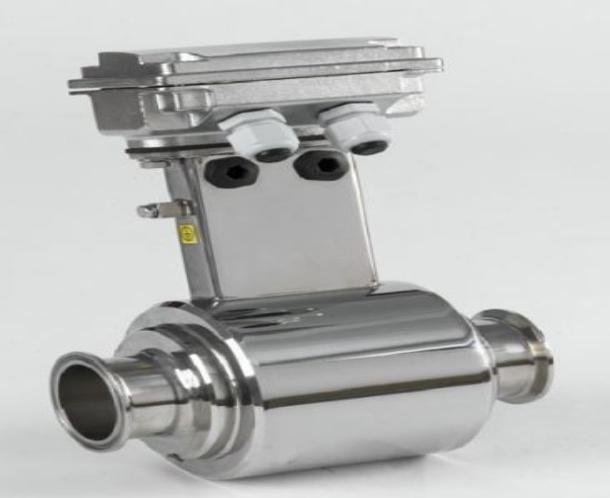 ISOMAG® – Sanitary sensor for electromagnetic flow meter MS 2410