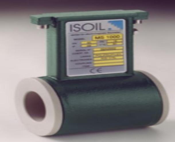 ISOMAG® – Wafer sensor for electromagnetic flow meter MS1000